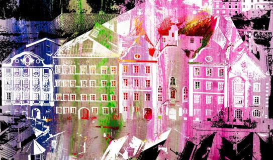 Altstadt von Burghausen