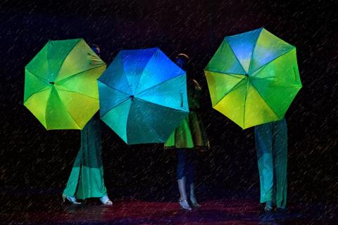 we are dancing in the rain