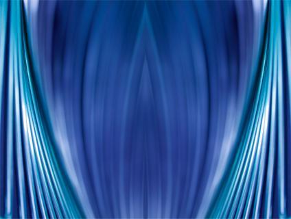 blue flam