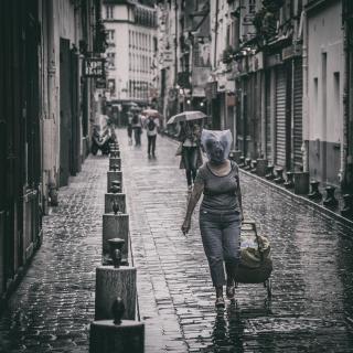 Rain in Paris