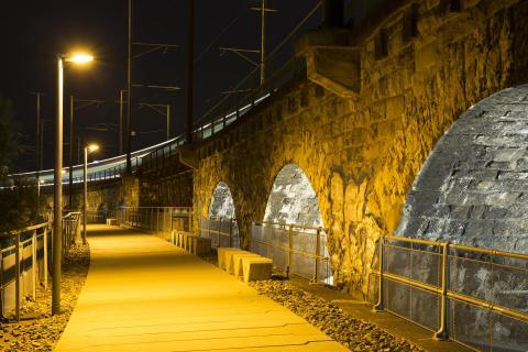 Zugsbrücke