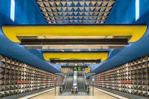 U-Bahnhof OEZ