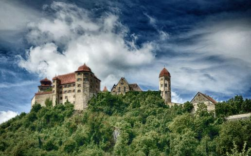 Castle Harburg