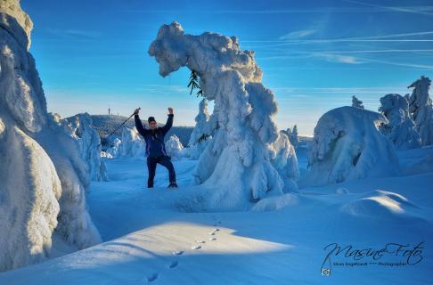 My frozen Endorphin