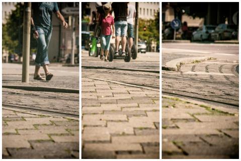 Mobilität der Stadt