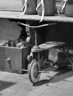 Kinderrad Monochrom AAA 0796sw 897
