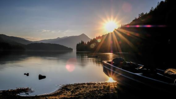 20180912 Sonnenuntergang Walchensee Germany Robert Kukuljan   FUJA8822 2