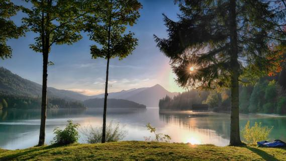 20180912 Sonnenuntergang Walchensee Germany Robert Kukuljan   FUJA8815 a 3