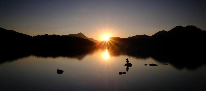 20180912 Sonnenuntergang Walchensee Germany Robert Kukuljan   FUJA8838 3
