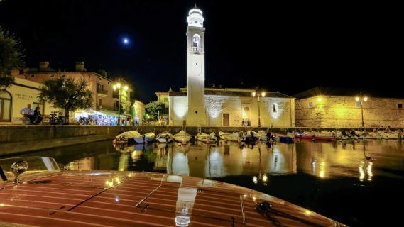 20180920 Night Lazise Gardasee Italy Robert Kukuljan FUJC2217 2