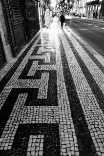 Lissabon bei Nacht /2