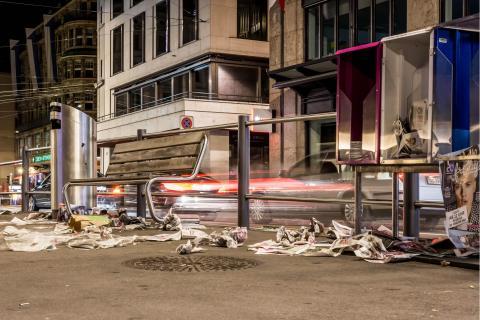 Apokalypse Zürich