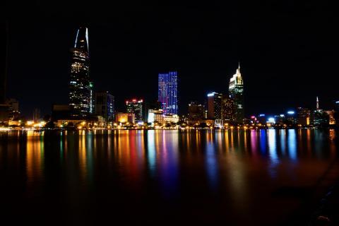Skyline Saigon