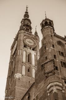 Rathaus Danzig Ratusz Gdańsk