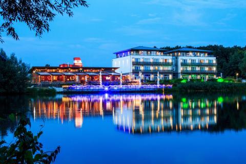 Hotel und Restaurant am See