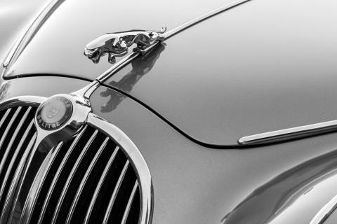 Oldtimer Jaguar