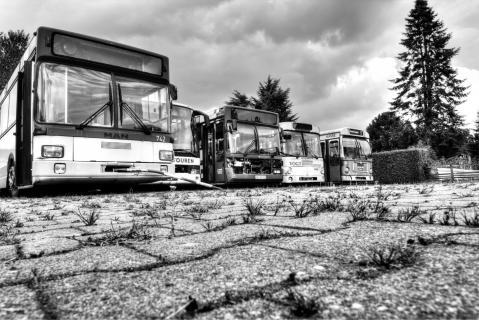 Lost Place Omnibus