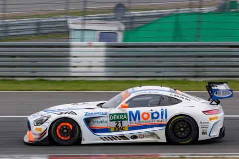 GT Masters Nürburgring Mercedes AMG GT3