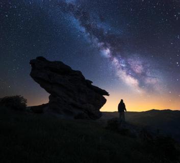 Der Fluss der Sterne