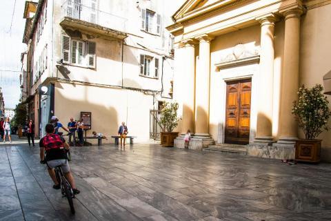 Bastia, korsika