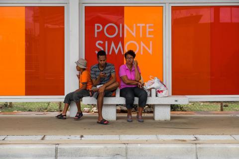 Pointe Simon