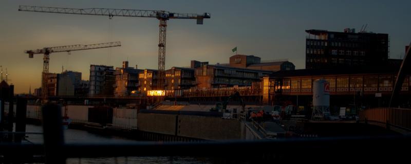 Hamburgs Industrie