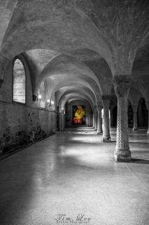 Kloster Ilsenburg Refektorium