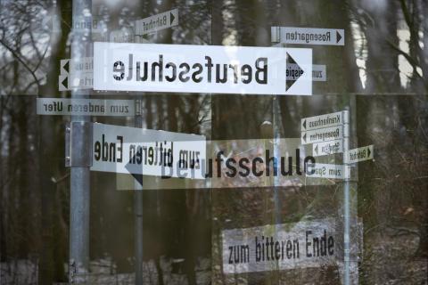 Stadtwald ...