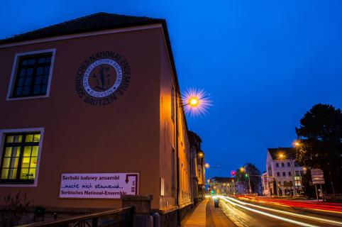 Sorbishes National Ensembel in Bautzen