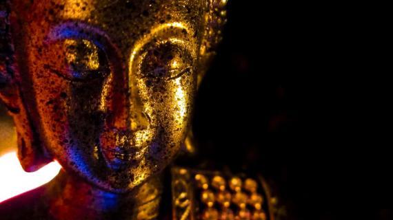 Yoga und Buddha