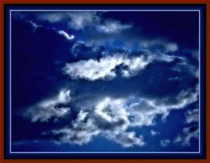 Wolken-Himmel zum Träumen 2