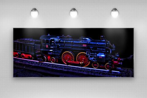 Mein Zug, mein Zug....