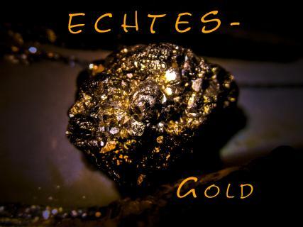 Echtes Gold