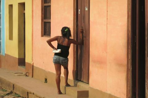 CUBA Trinidad La Gente VI
