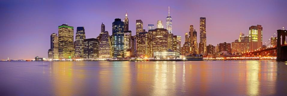 NY Manhattan Night