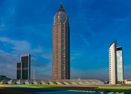 Messeturm Frankfurt am Main