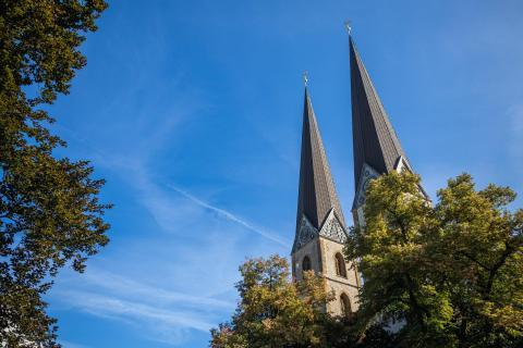 Kirchenspitzen