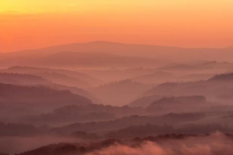 harmony of hills