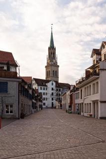 St. Gallen St. Laurenzenkirche