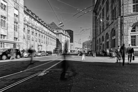 20180324 St_Gallen_Bahnhofplatz