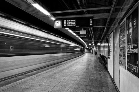 Alle Wege führen nach... Südbahnhof