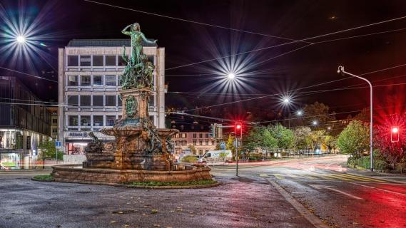 20191104 St_Gallen_Broderbrunnen