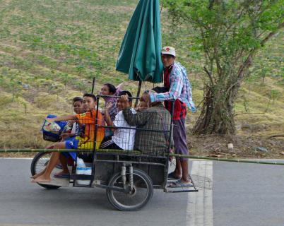 Pattaya Unterwegs