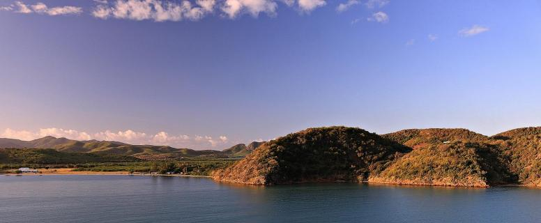 Landschaft Antiuga