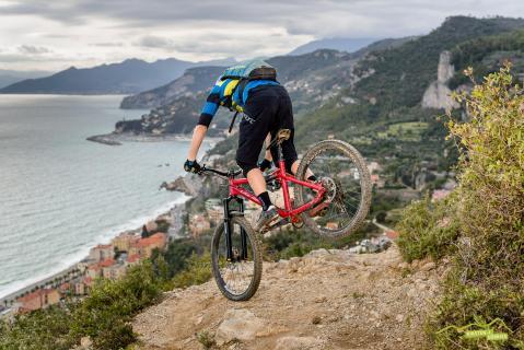 Mountainbike Finale