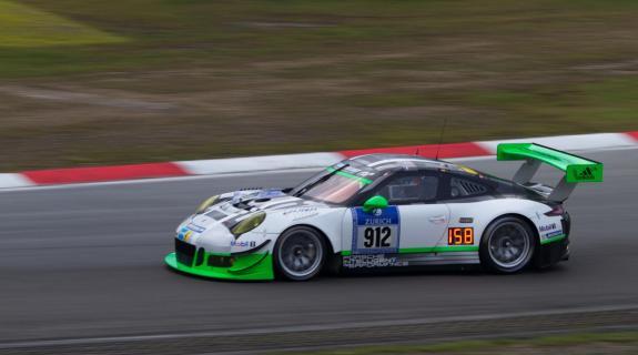 Werksporsche GT3