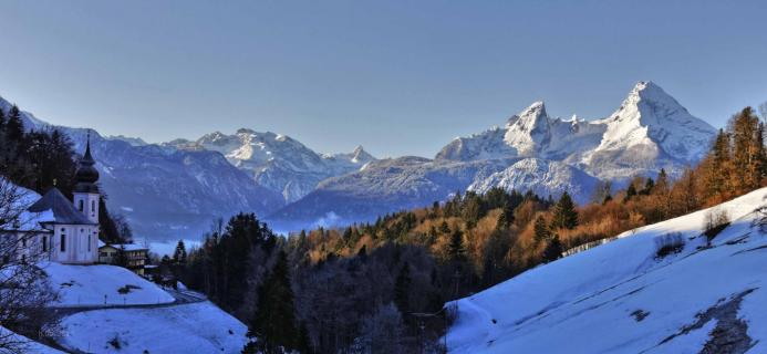 Maria Gern  Berchtesgadener Land