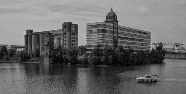 Düsseldorf Medienhafen 1