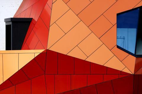 Ecken und Kanten der Architektur