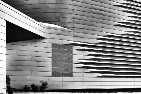 Streifen-architektur